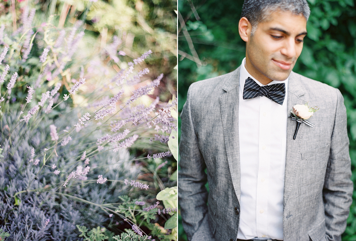 fine art film wedding photography at healdsburg country gardens