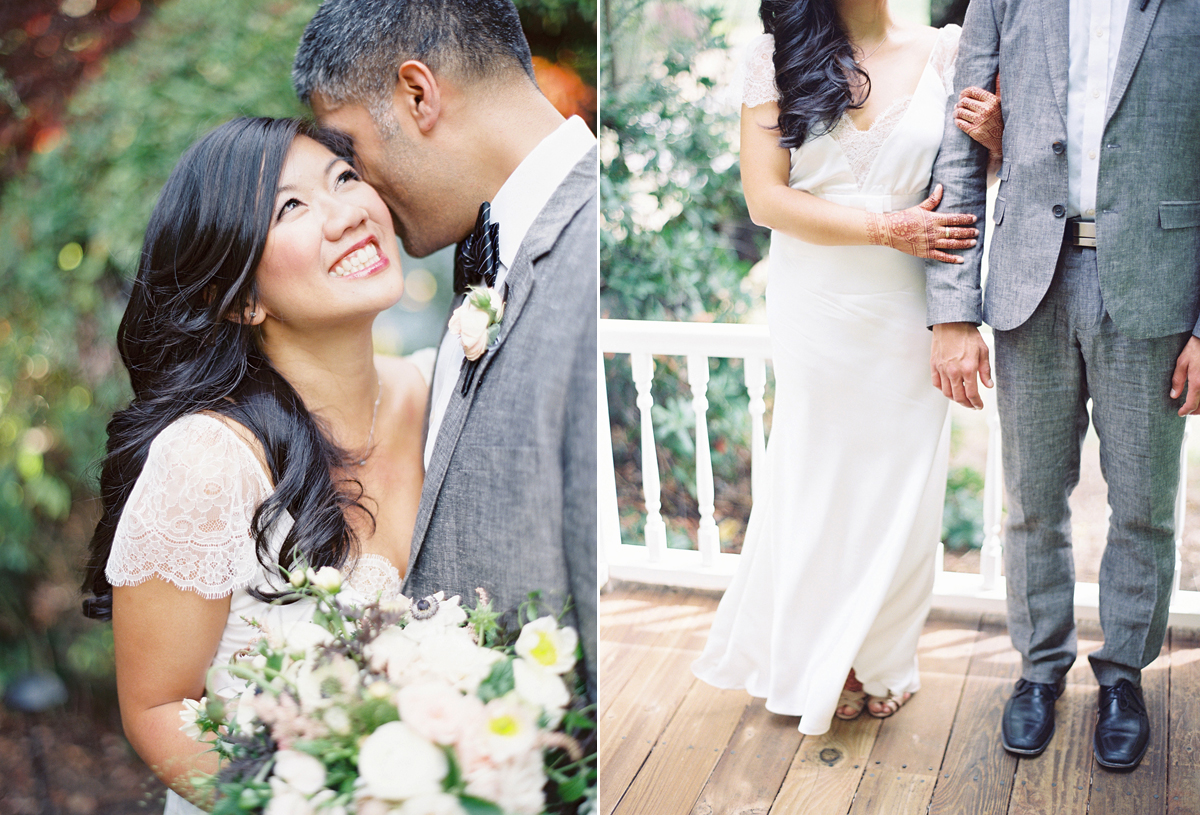 fine art winery wedding in marin county